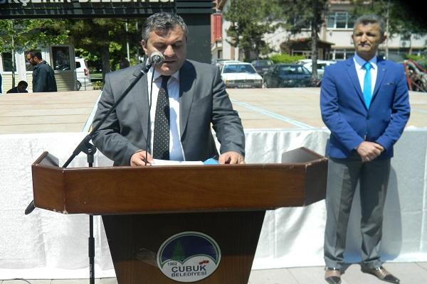 AK PARTİ ÇUBUK İLÇE TEŞKİLATI'NDAN İSTİFA...