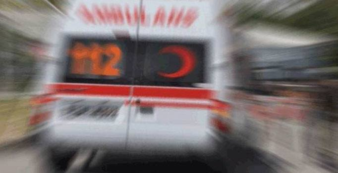 Başkentte Otomobil Duvara Çarptı Açıklaması 1 Ölü, 1 Yaralı