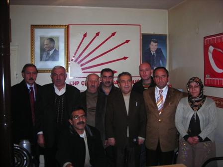 CHP İlçe Kongresi Yapıldı