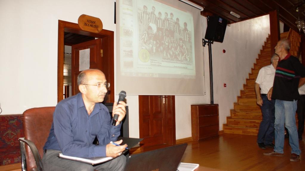Çubukspor'un geçmişi ve geleceği tartışıldı