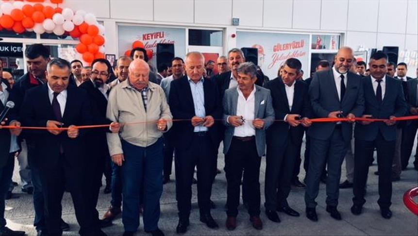 Aytemiz, Ankara'ya 15'İnci Lisanslı İstasyonunu Açtı