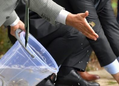 Başkent'te Balıklandırma Projeleri Devam Ediyor
