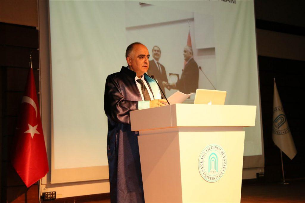 Diş Hekimliği Fakültesi Dekanı Prof. Dr. Metin Orhan TÜBİTAK Üyeliğine Atandı