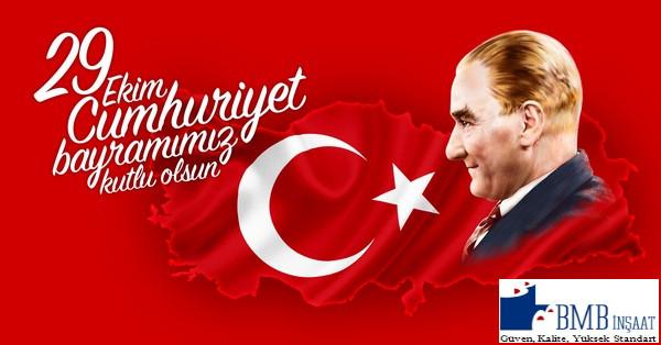 İş Adamı Bülent Mumcu'dan 29 Ekim Kutlama Mesajı