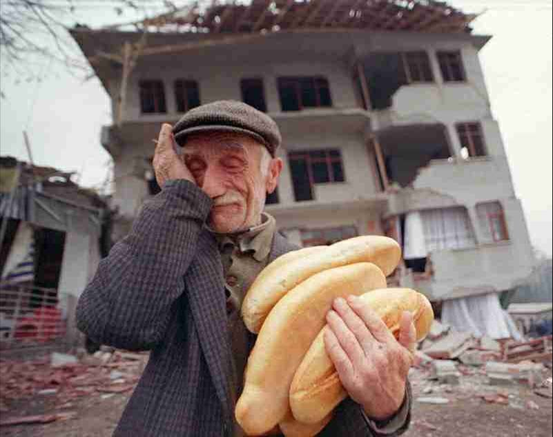 Ankarada Deprem