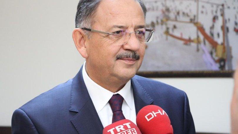 Özhaseki: Ankara için takdir benim üzerimde olursa yol koyuluruz
