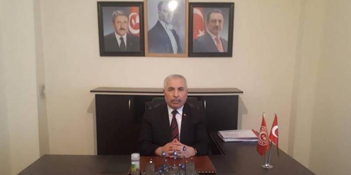 Ahmet GÖKTÜRK ;İl Başkanı Mahir Alay'a Soruyorum
