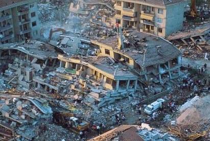 Ankarayı 7lik Bir Deprem Bekliyor