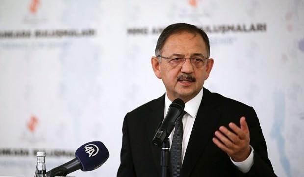 Özhaseki'ye 10 federasyon ve 489 dernekten destek