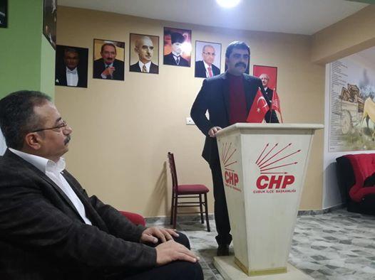 CHP Aday'ı Can Kaderoğlu Projelerini Açıkladı