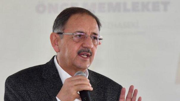 Mehmet Özhaseki: Ankara yemyeşil olacak