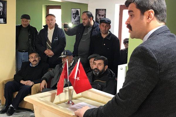CHP BAŞKAN ADAYI CAN KADEROĞLU ADAYLIKTAN ÇEKİLDİ...