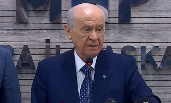 "BAHÇELİ""ANKARA CHP'NİN ELİNE GEÇMEYECEKTİR"""