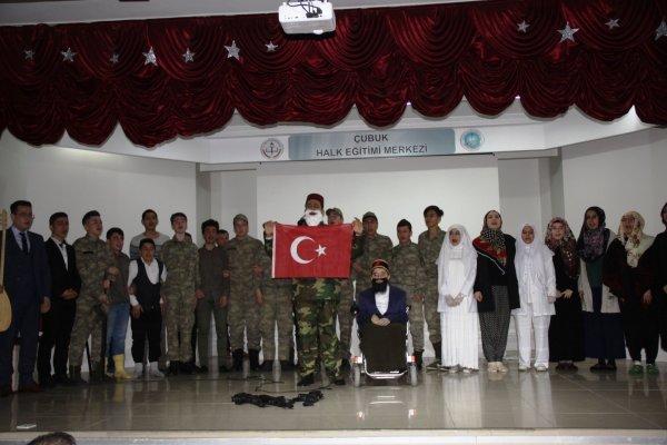 18 Mart Çanakkale Zaferi'nin 104'üncü Yılı Kutlandı