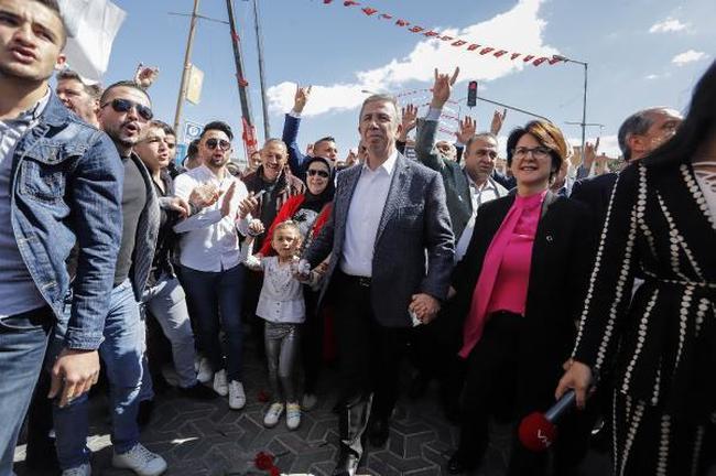 Mansur Yavaş: Ankara, düzgün siyaset istiyor
