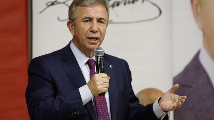 Ankara'da Büyükşehir Belediye Başkanlığı'nı CHP'li Mansur Yavaş kazandı.