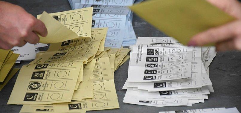 Çubuk'ta geçersiz oylar yeniden sayıldı