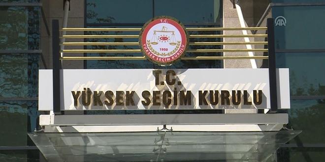 Ankara'da yeniden sayım talebi reddedildi!