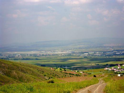Çubuk Ovası Selçuklu Osmanlı Yuvası