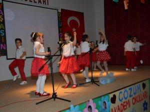 """PURSAKLAR ÇÖZÜM AKADEMİ OKULLARI 1. SINIF ÖĞRENCİLERİ 'OKUMA BAYRAMI"""""""