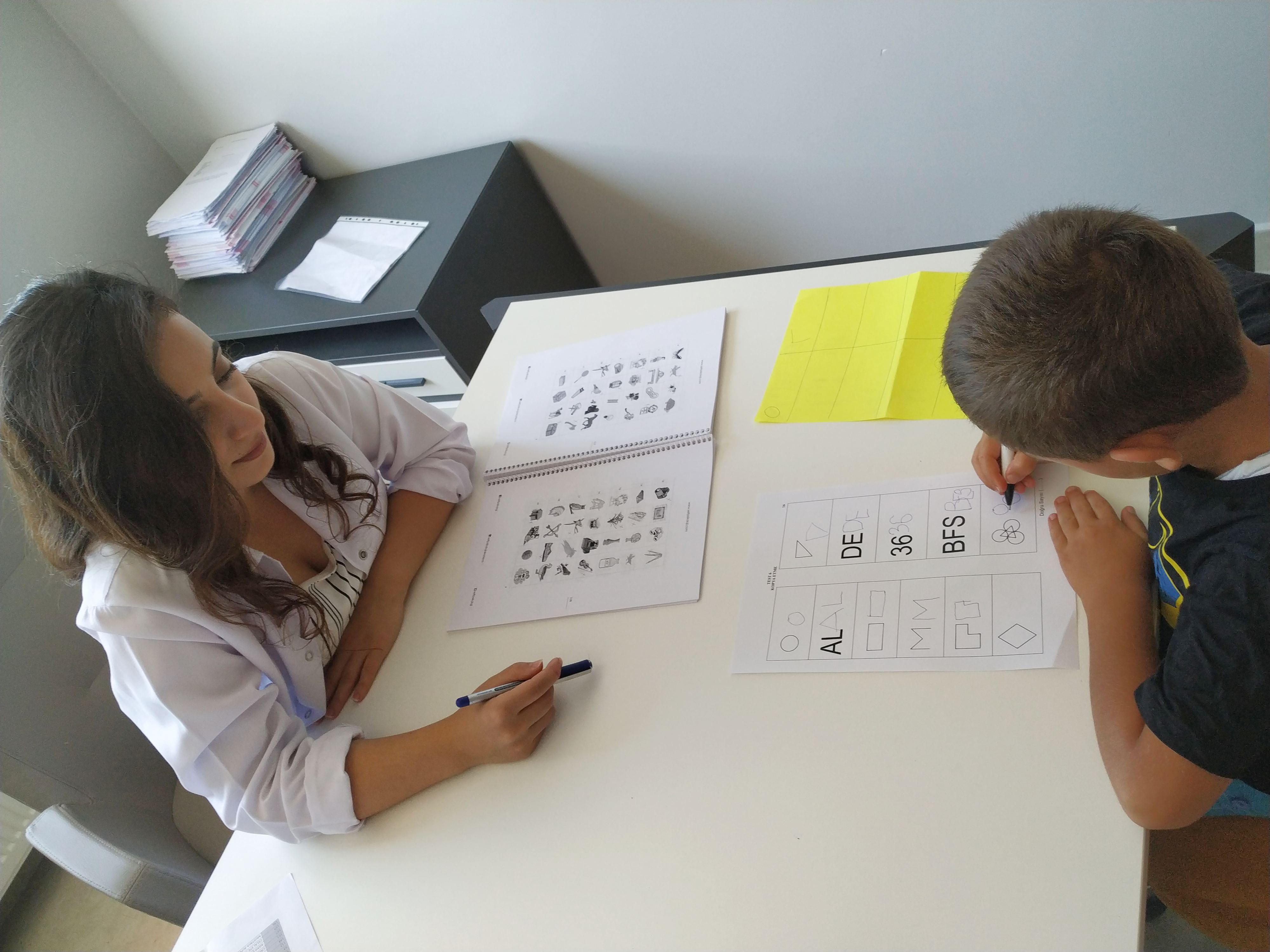 Çubuk'ta Bir İlk! Metropolitan Okul Olgunluğu Testi Yapıldı