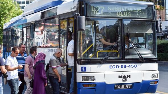 Otobüs ve Dolmuşlara zam