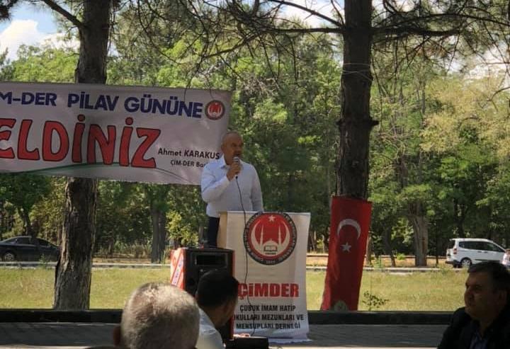 ÇİM-DER'DEN 13. GELENEKSEL PİLAV GÜNÜ...