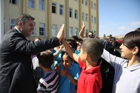 Çubuk'ta Yeni Eğitim-Öğretim Yılı Başladı