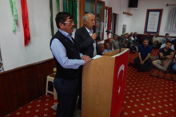 """OVACIK MAHALLESİ'NDE  """"21. AŞURE VE BİRLİK GÜNÜ""""..."""