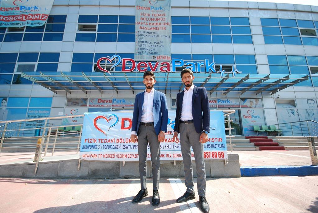 DevaPark Hastanesi Sağlık İçin Sizleri Bekliyor