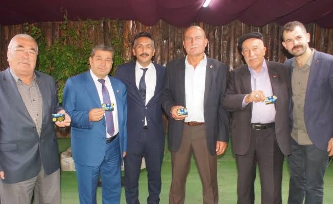 Muhtarlardan Çubukspor'a destek