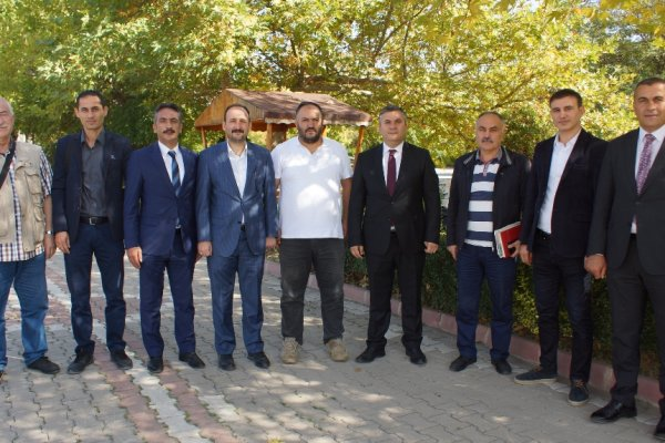 """BAŞKAN DEMİRBAŞ'DAN 6 AYLIK """"BİLGİLENDİRME TOPLANTISI""""..."""