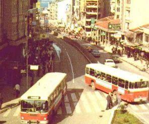 Belediye Otobüsünden Ralli Şow