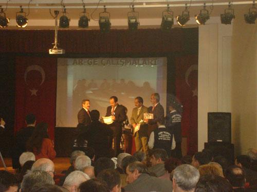 Çubuk Ticaret  Ankara ikincisi