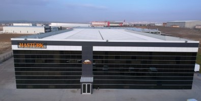 Hastürk Yeni Fabrikasını Akyurt'ta Açtı