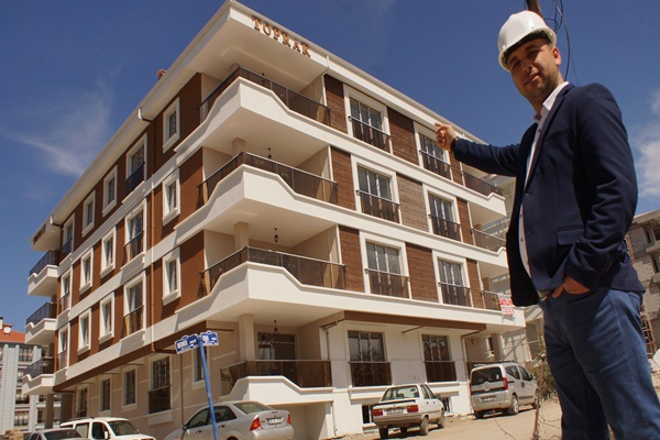 Çubuk - İMDER Başkanı Neşeli'den Müjde