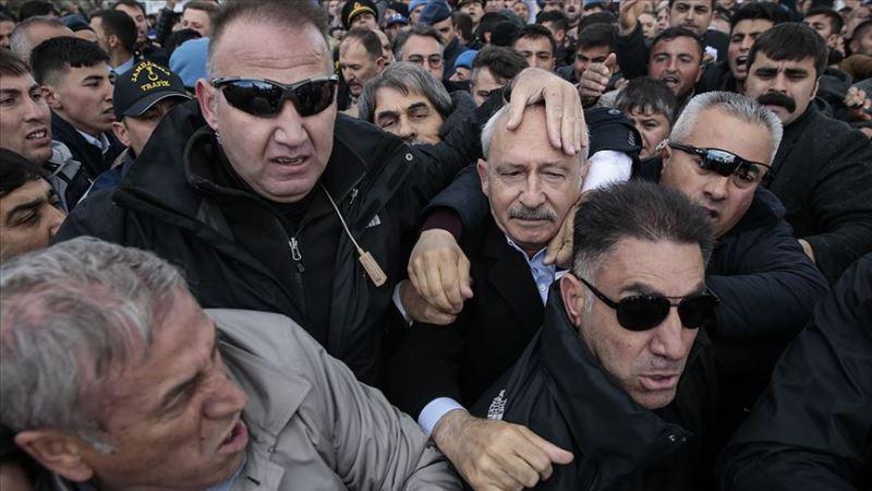 Kılıçdaroğlu'na saldırı dâvâsı Mart'ta görülecek