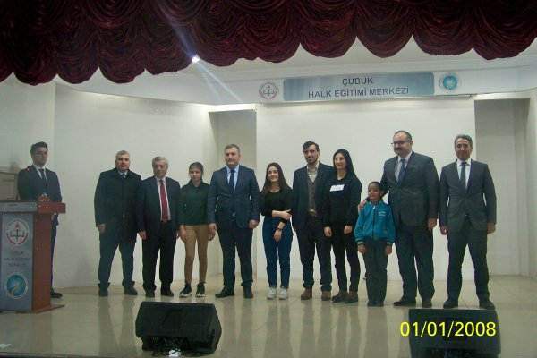 "DİLİN KADARSIN DERGİSİ'NİN 11. SAYISININ ""TANITIM GALASI""..."