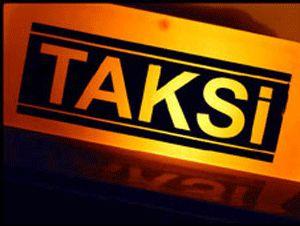 Çubukta Taksici Cinayeti