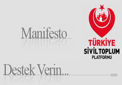 Sivil Toplum Manifestosu