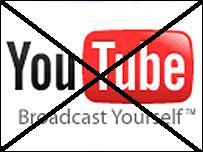 Youtube yine kapatıldı