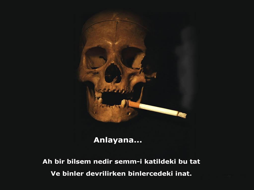 Sigaraya Kimlik Çıkartıldı