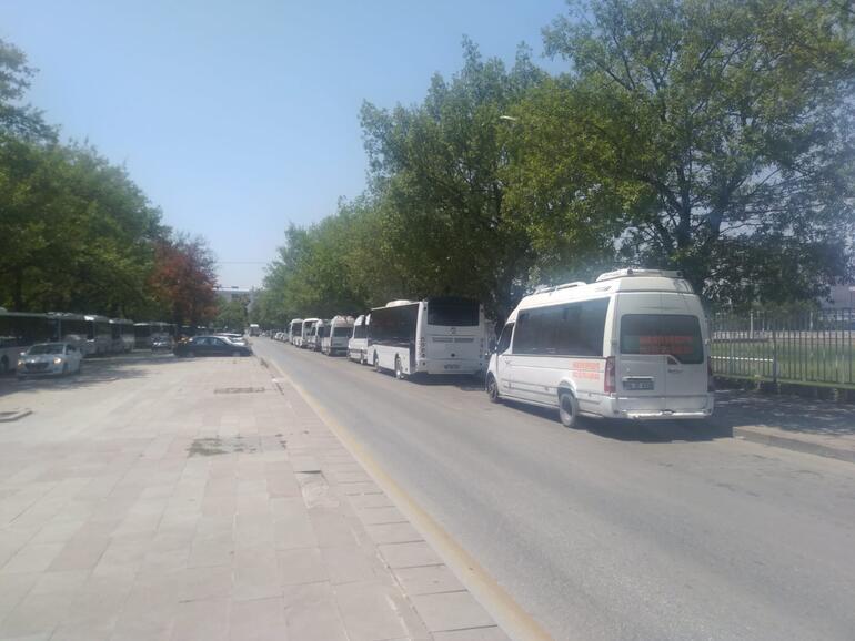 Dış ilçe otobüslerine yeni terminal arayışı