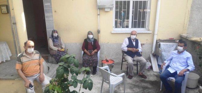 Pandemi Sürecinde Mahallelilerden Dayanışma Örneği