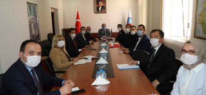 Çubuk'ta Cumhuriyet Bayramı Kutlama Komitesi toplandı