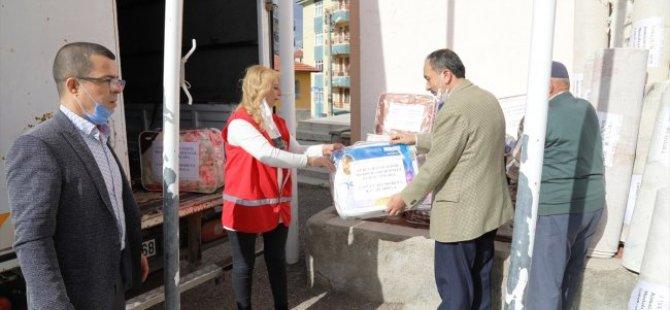 Çubuk'ta Azerbaycan için insani yardım kampanyası başlatıldı