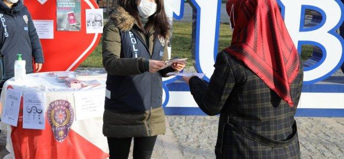 Çubuk'ta Polis Ekipleri Kades'i Anlattı