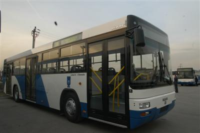 Büyükşehirden Çavundura Otobüs