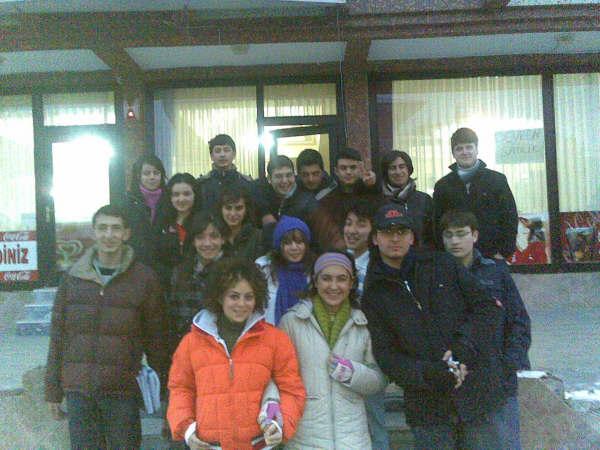 Liselilerden ÇAL Kardeşliği