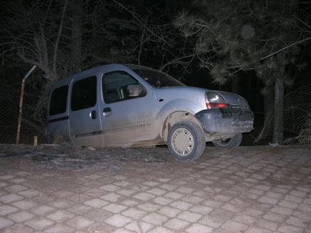 Maganda Kaza Yaptırdı